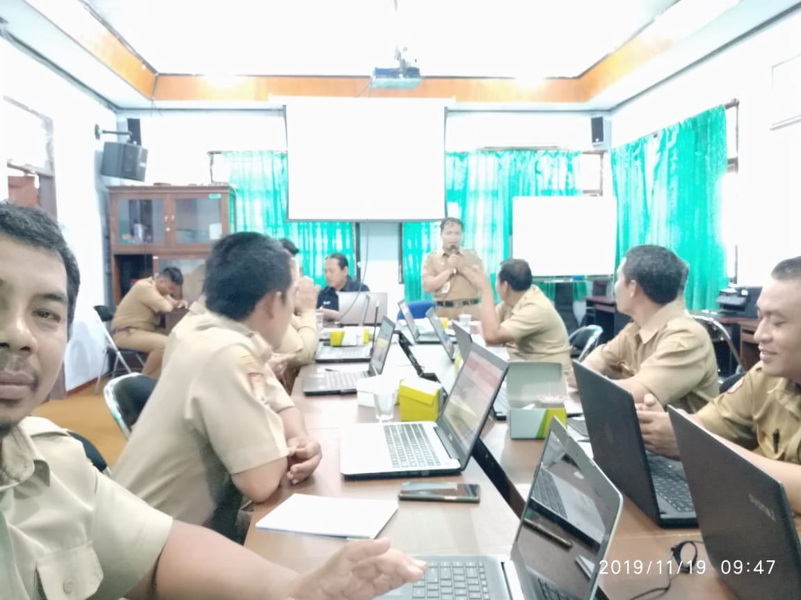 Bintek Desa Online